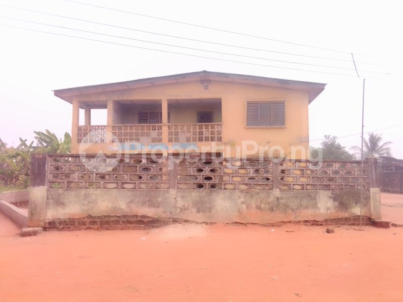10 bedroom Terraced Duplex for sale Molipa Estate Ijebu Ode Ijebu Ogun - 0