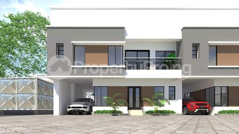 3 bedroom Terraced Duplex for sale . Phase 1 Gbagada Lagos - 5