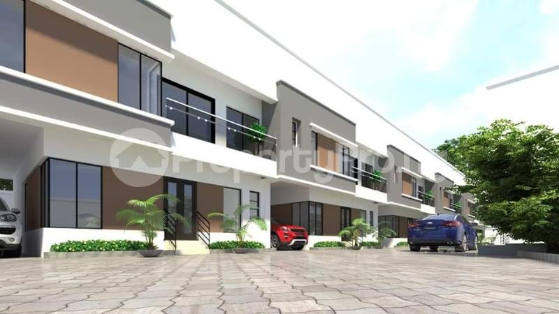 3 bedroom Terraced Duplex for sale . Phase 1 Gbagada Lagos - 1