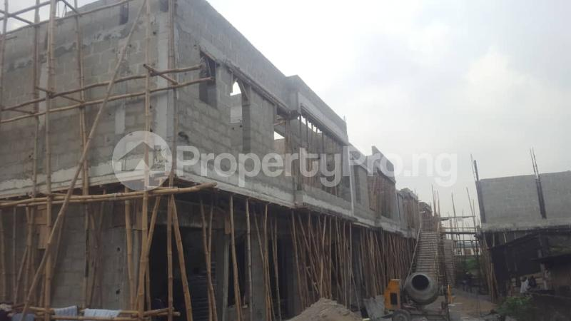 3 bedroom Terraced Duplex for sale . Phase 1 Gbagada Lagos - 2
