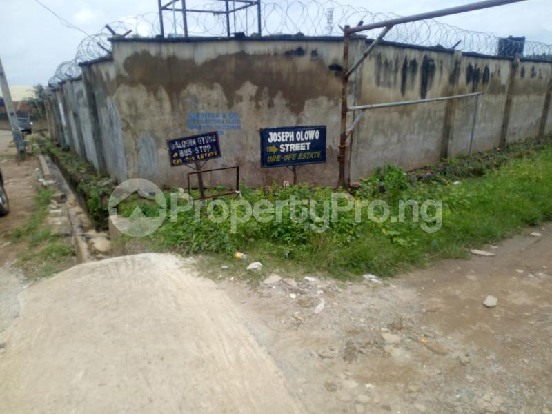 Residential Land Land for sale Elebu akala express way Akala Express Ibadan Oyo - 0