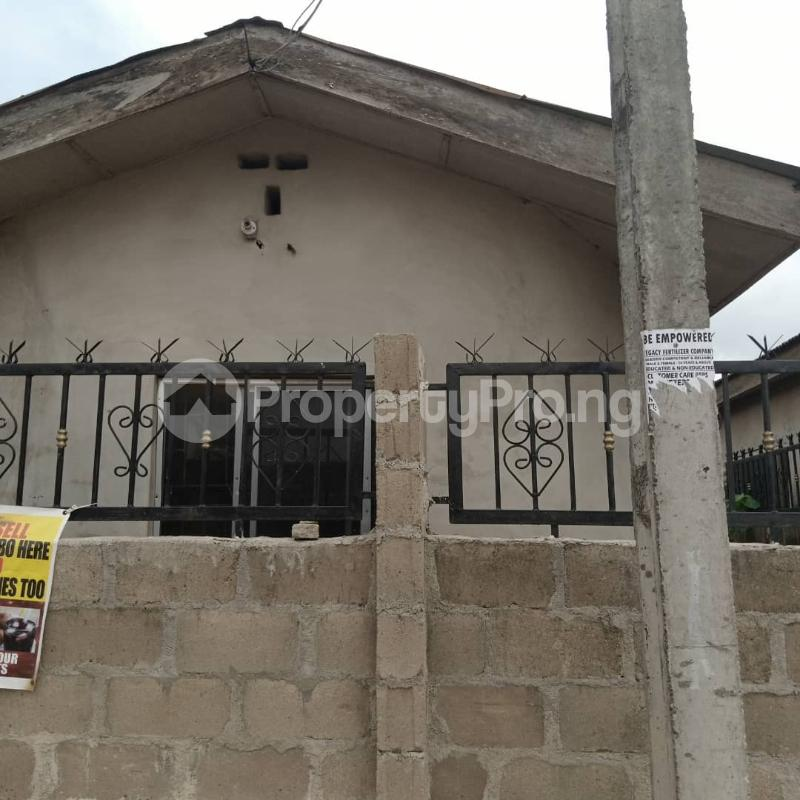 1 bedroom Flat / Apartment for rent Mowe Obafemi Owode Ogun - 0