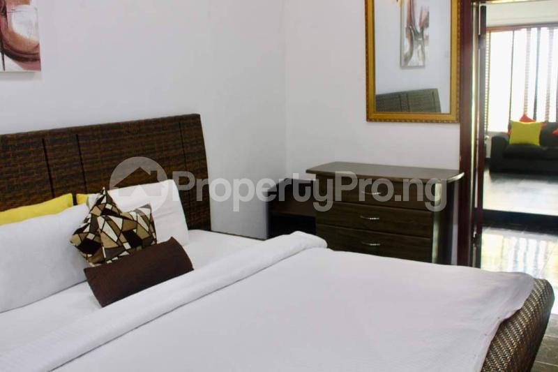 1 bedroom mini flat  Flat / Apartment for shortlet - Old Ikoyi Ikoyi Lagos - 28