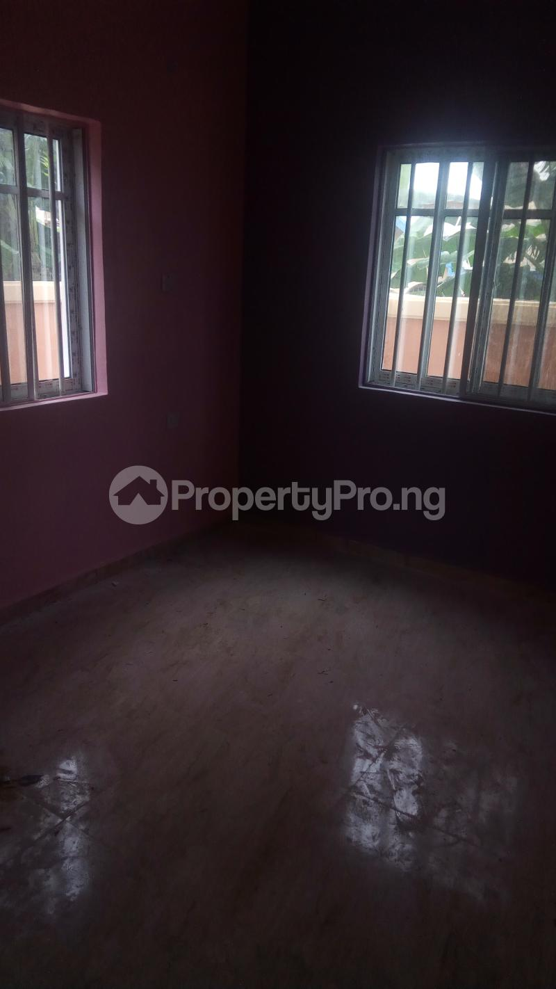 1 bedroom Mini flat for rent Okpanam. Road By Airport View Houses Oshimili North Delta - 0