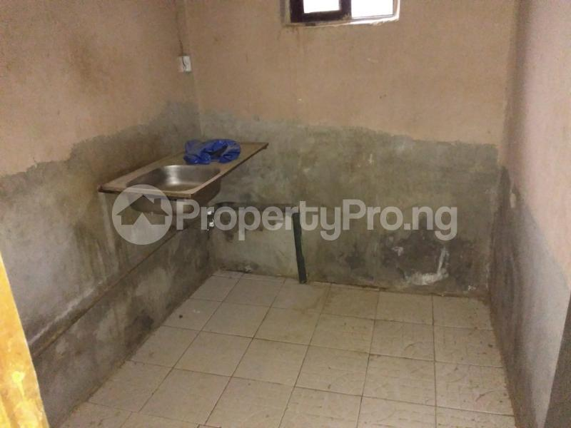 1 bedroom mini flat  Mini flat Flat / Apartment for rent Berger Quarry road Mpape Abuja - 4