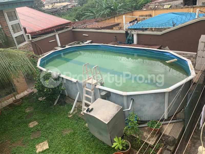 1 bedroom mini flat  Mini flat Flat / Apartment for shortlet Behind Don Etiebet Building, Eko Hospital Bustop  Mobolaji Bank Anthony Way Ikeja Lagos - 7