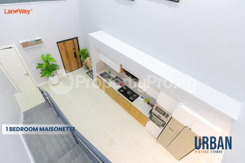 1 bedroom mini flat  Massionette House for sale Abraham adesanya estate Ajah Lagos - 2
