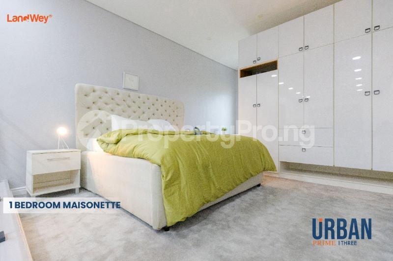 1 bedroom mini flat  Massionette House for sale Abraham adesanya estate Ajah Lagos - 4