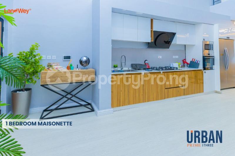 1 bedroom mini flat  Massionette House for sale Abraham adesanya estate Ajah Lagos - 0
