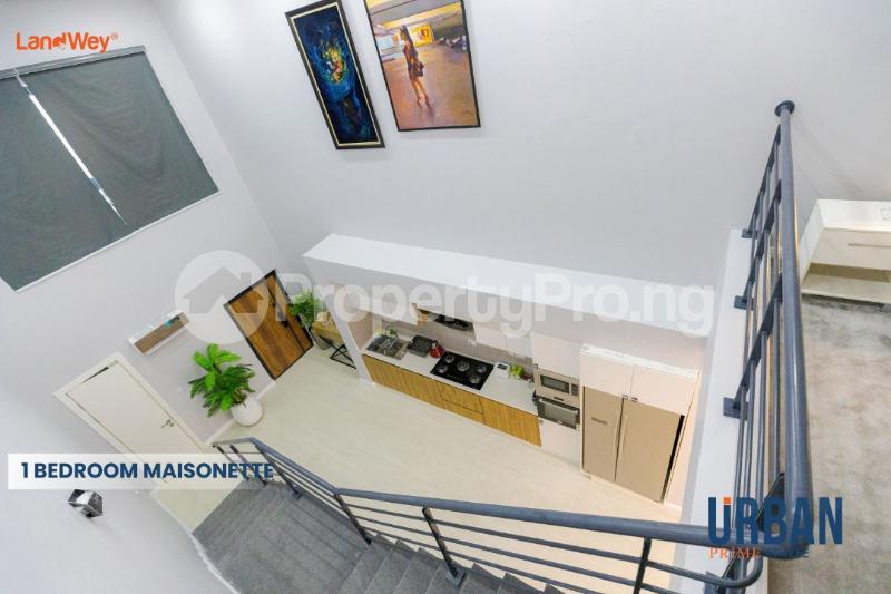 1 bedroom mini flat  Massionette House for sale Abraham adesanya estate Ajah Lagos - 1