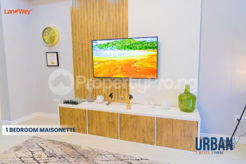 1 bedroom mini flat  Massionette House for sale Abraham adesanya estate Ajah Lagos - 3