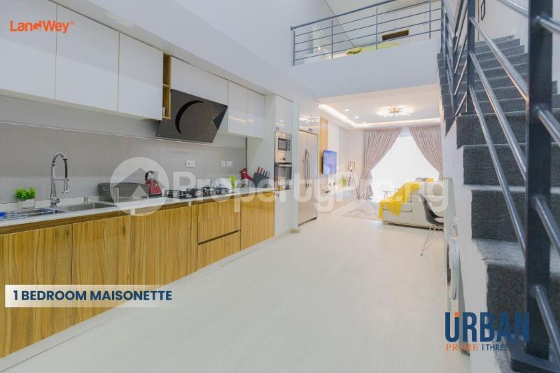 1 bedroom mini flat  Massionette House for sale Abraham adesanya estate Ajah Lagos - 6