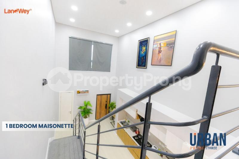 1 bedroom mini flat  Massionette House for sale Abraham adesanya estate Ajah Lagos - 7