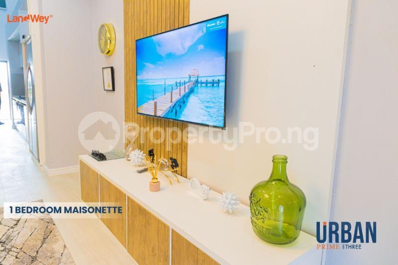1 bedroom mini flat  Massionette House for sale Abraham adesanya estate Ajah Lagos - 9