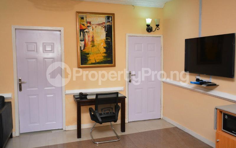 1 bedroom Studio Apartment for shortlet   Shonibare Estate Maryland Lagos - 1