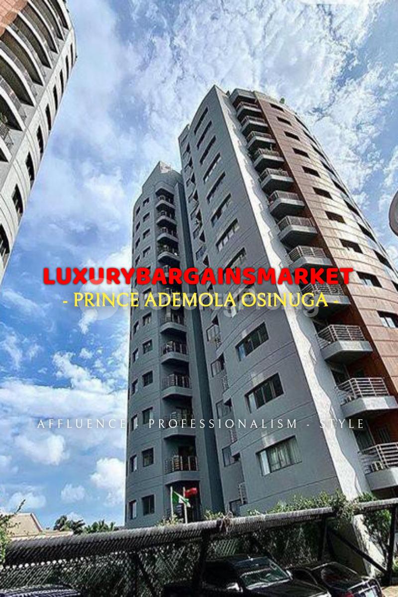 4 bedroom Flat / Apartment for sale Central Ikoyi Old Ikoyi Ikoyi Lagos - 0