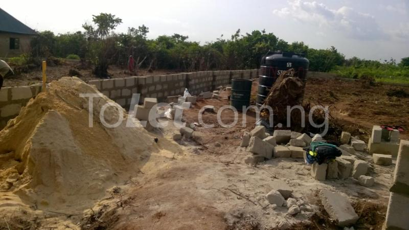 Land for sale Federal Polytechnic Nekede Back Gate Hostels Imo - 1