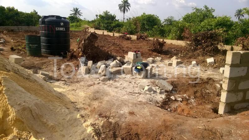 Land for sale Federal Polytechnic Nekede Back Gate Hostels Imo - 4