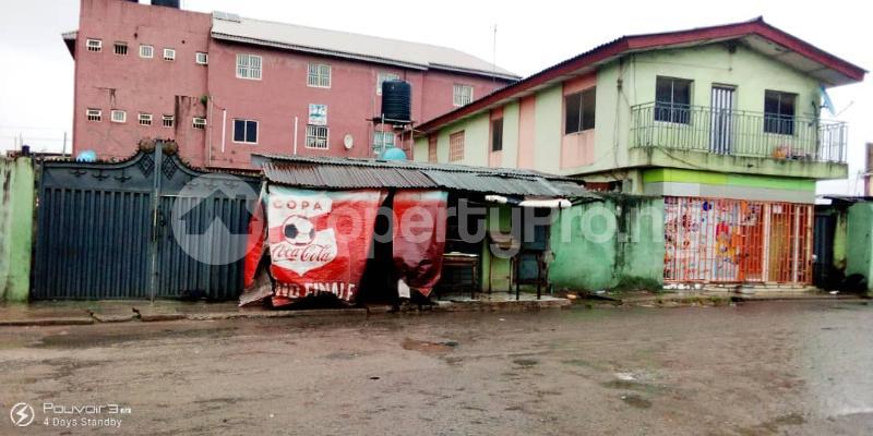 Blocks of Flats for sale Off Vulcaniser Bus Stop, Akowonjo Road Akowonjo Alimosho Lagos - 1
