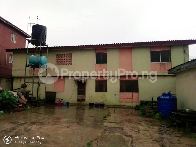 Blocks of Flats for sale Off Vulcaniser Bus Stop, Akowonjo Road Akowonjo Alimosho Lagos - 0