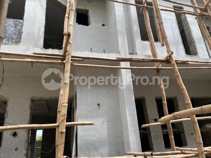 3 bedroom Terraced Duplex House for sale Lagos business school axis  Olokonla Ajah Lagos - 1