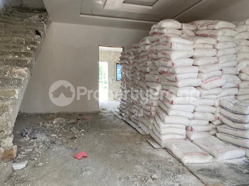 3 bedroom Terraced Duplex House for sale Lagos business school axis  Olokonla Ajah Lagos - 3