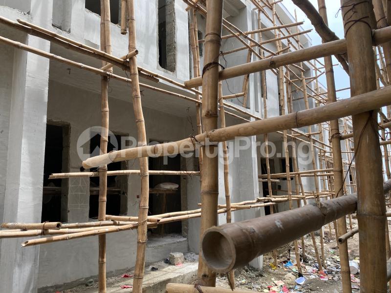 3 bedroom Terraced Duplex House for sale Lagos business school axis  Olokonla Ajah Lagos - 0