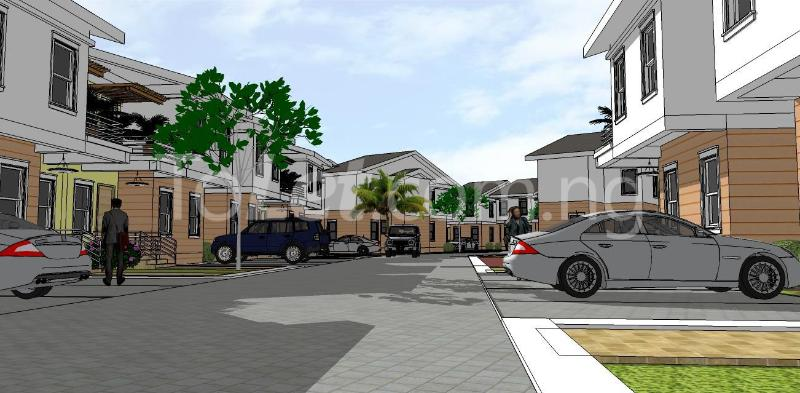 4 bedroom Flat / Apartment for sale Lafiaji Oko Ajah , Lekki, Lagos Abraham adesanya estate Ajah Lagos - 17