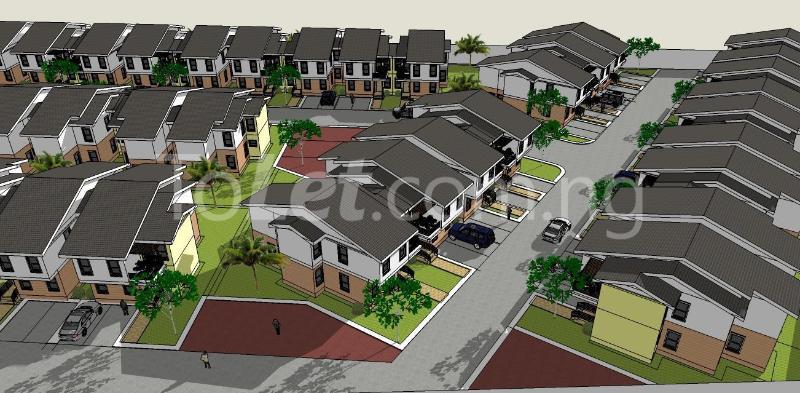 4 bedroom Flat / Apartment for sale Lafiaji Oko Ajah , Lekki, Lagos Abraham adesanya estate Ajah Lagos - 12