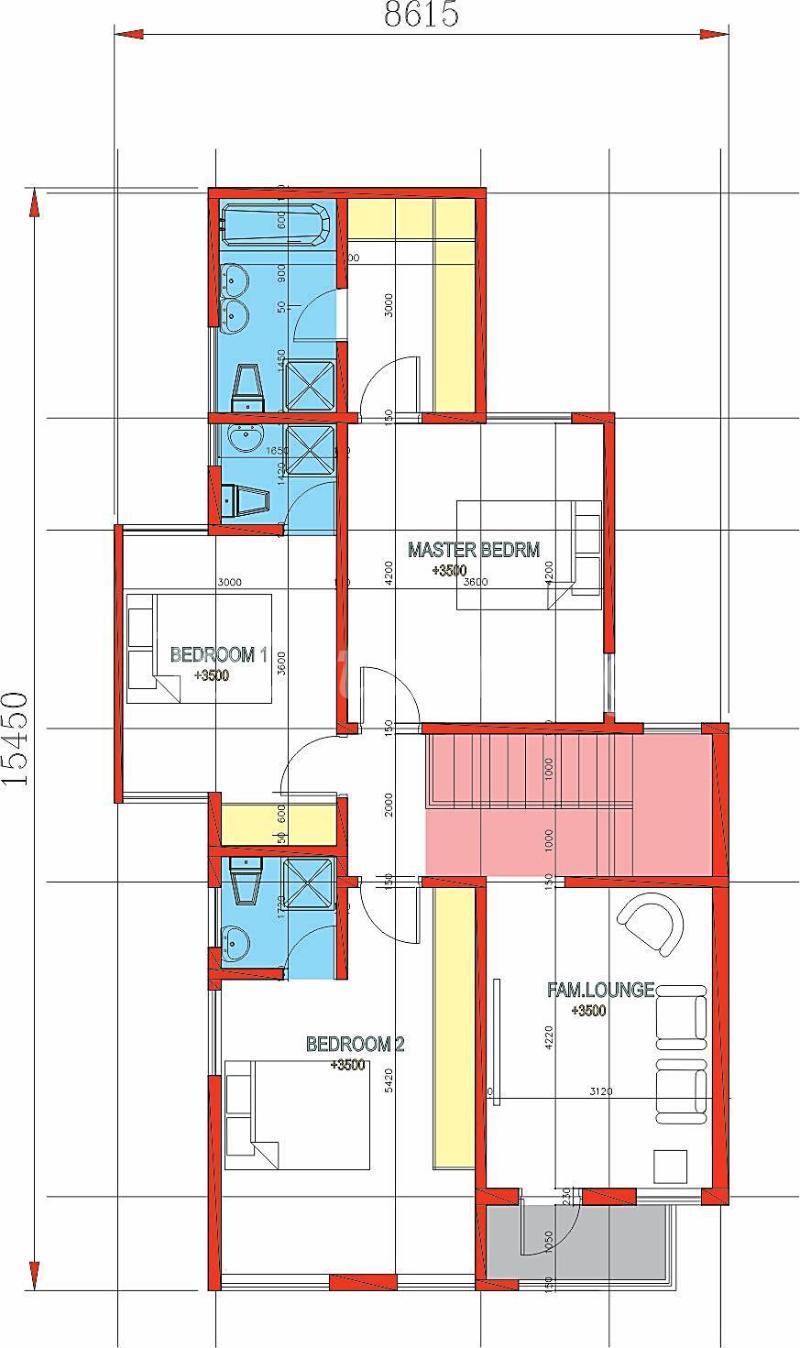 4 bedroom Flat / Apartment for sale Lafiaji Oko Ajah , Lekki, Lagos Abraham adesanya estate Ajah Lagos - 11