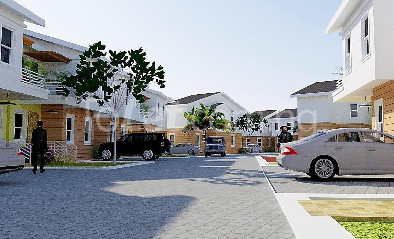 4 bedroom Flat / Apartment for sale Lafiaji Oko Ajah , Lekki, Lagos Abraham adesanya estate Ajah Lagos - 4