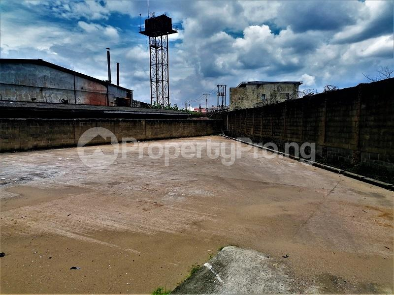 Industrial Land Land for rent Ogba Industrial Area Acme road Ogba Lagos - 0