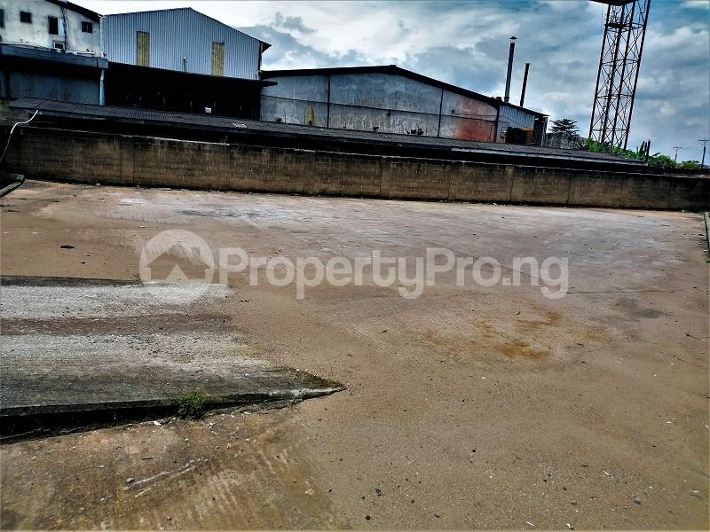 Industrial Land Land for rent Ogba Industrial Area Acme road Ogba Lagos - 2