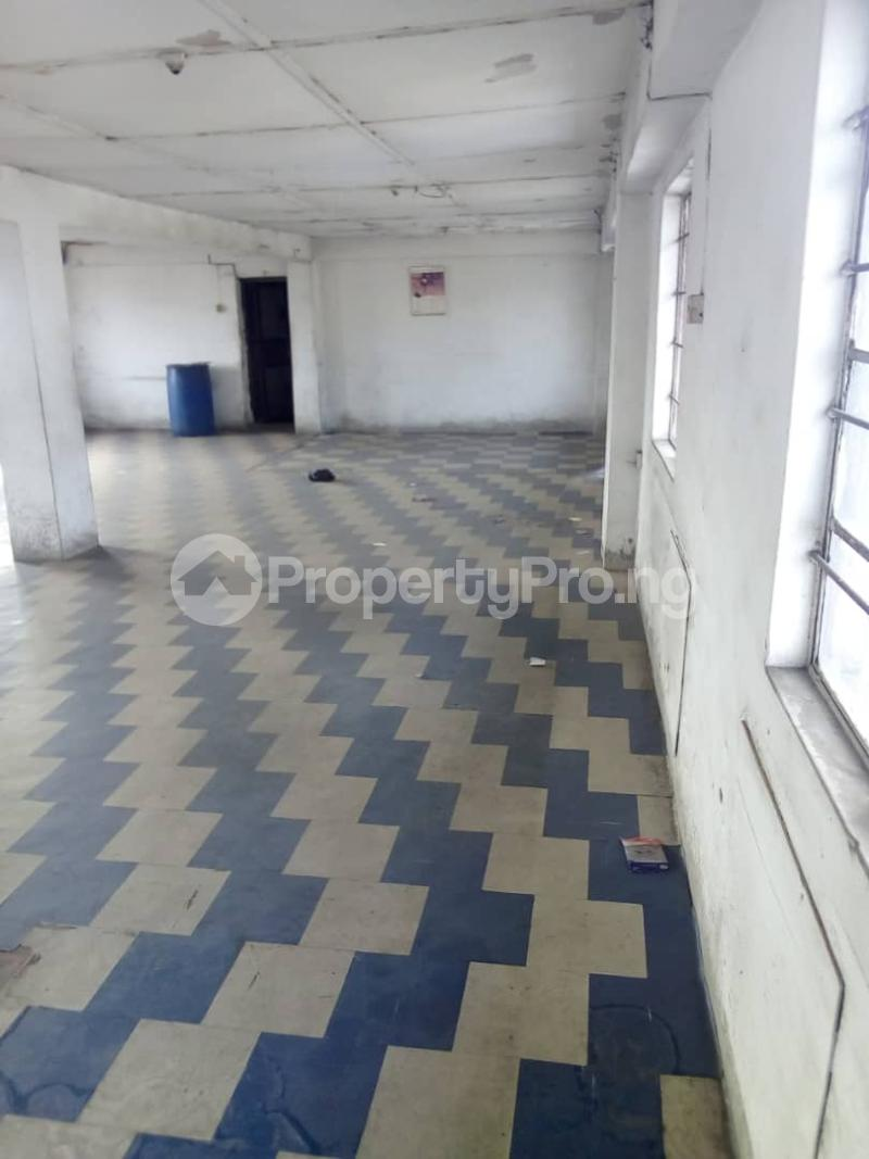 4 bedroom Office Space Commercial Property for rent Western avenue Ojuelegba Surulere Lagos - 1