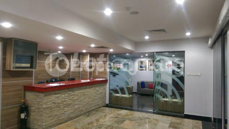 1 bedroom mini flat  Office Space Commercial Property for rent Churchgate Street Idowu Taylor Victoria Island Lagos - 1