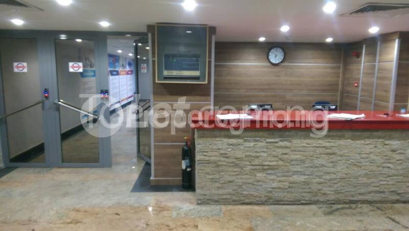 1 bedroom mini flat  Office Space Commercial Property for rent Churchgate Street Idowu Taylor Victoria Island Lagos - 2
