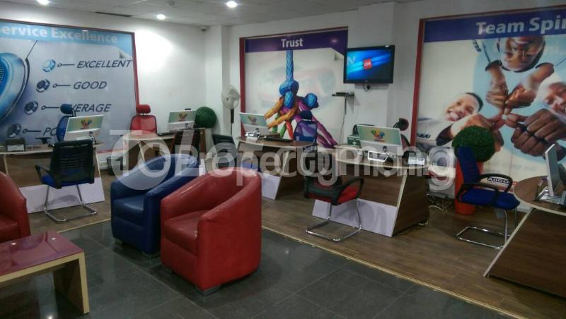 1 bedroom mini flat  Office Space Commercial Property for rent Churchgate Street Idowu Taylor Victoria Island Lagos - 4