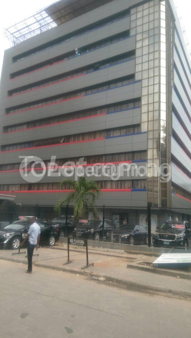 1 bedroom mini flat  Office Space Commercial Property for rent Churchgate Street Idowu Taylor Victoria Island Lagos - 0