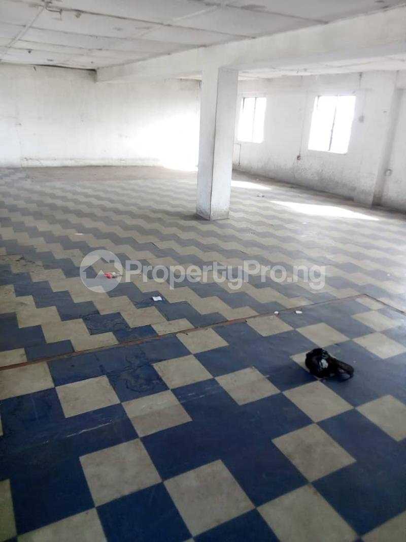 4 bedroom Office Space Commercial Property for rent Western avenue Ojuelegba Surulere Lagos - 0