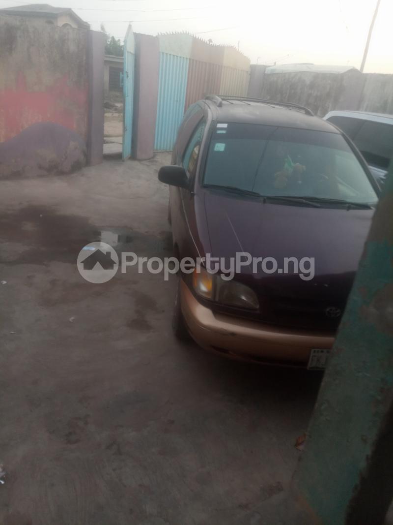 1 bedroom mini flat  Detached Bungalow House for rent Emmanuel Aina str aboru iyana ipaja Lagos  Pipeline Alimosho Lagos - 1