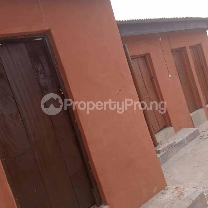 1 bedroom mini flat  Detached Bungalow House for rent Badek road opc junction ayobo ipaja road Lagos  Ayobo Ipaja Lagos - 2
