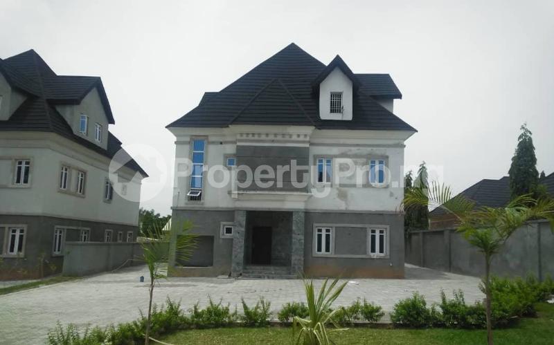 5 bedroom Flat / Apartment for sale gwarinpa Gwarinpa Abuja - 1