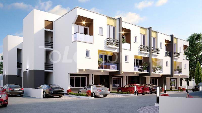 4 bedroom House for sale After Abraham Adesanya Roundabout VGC Lekki Lagos - 0