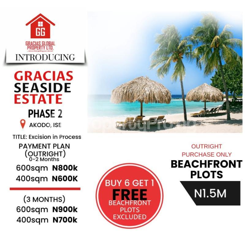 Mixed   Use Land for sale Akodo Ise Ibeju Lekki., After Free Trade Zone, Eleko Beach Eleko Ibeju-Lekki Lagos - 11