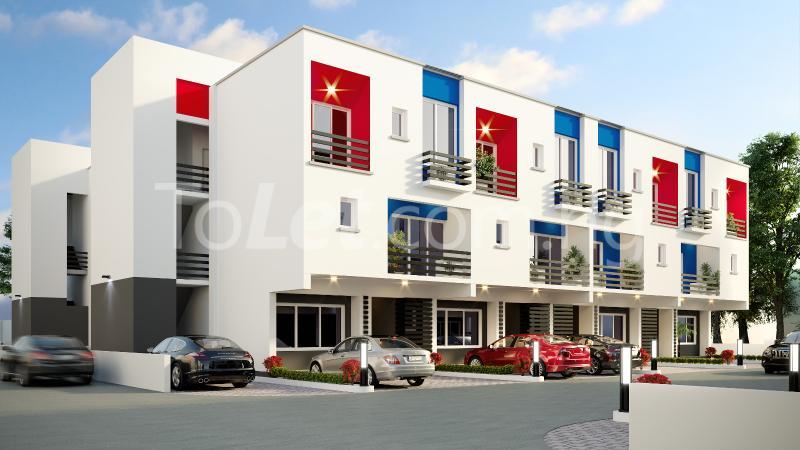 1 bedroom mini flat  Flat / Apartment for sale Alternative Route chevron Lekki Lagos - 0