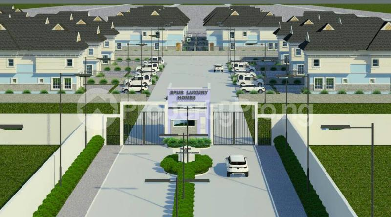 Mixed   Use Land for sale Opp. Fara Park Estate, Off Lekki Epe Expressway Sangotedo Ajah Lagos - 1