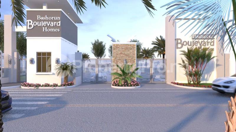 Mixed   Use Land for sale Opp. Fara Park Estate, Off Lekki Epe Expressway Sangotedo Ajah Lagos - 2