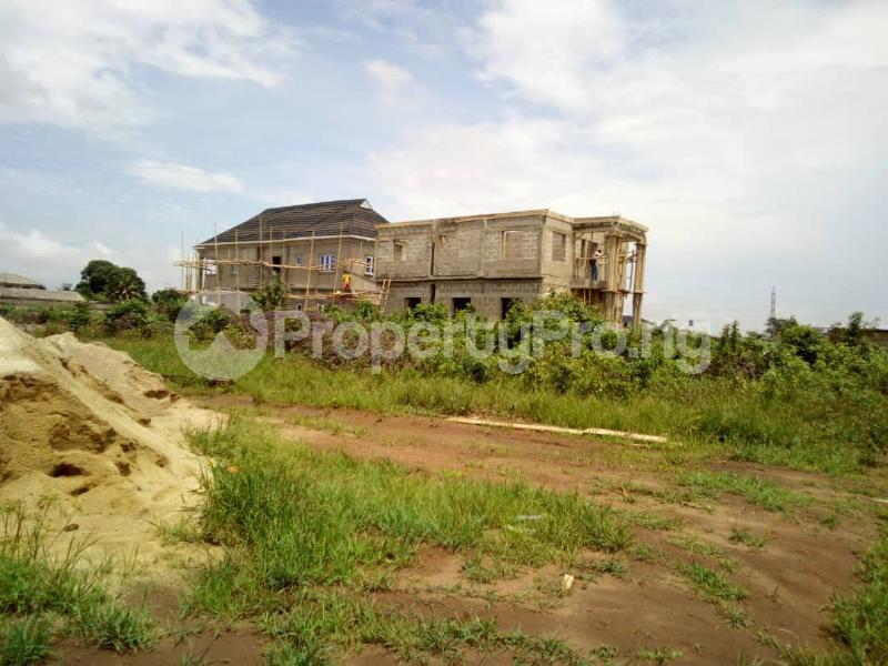 Residential Land Land for sale P and T bus stop .... Boys Town ipaja  Ipaja road Ipaja Lagos - 26