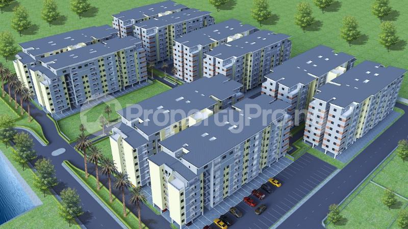 2 bedroom Studio Apartment Flat / Apartment for sale Sangotedo Ajah Lagos - 1