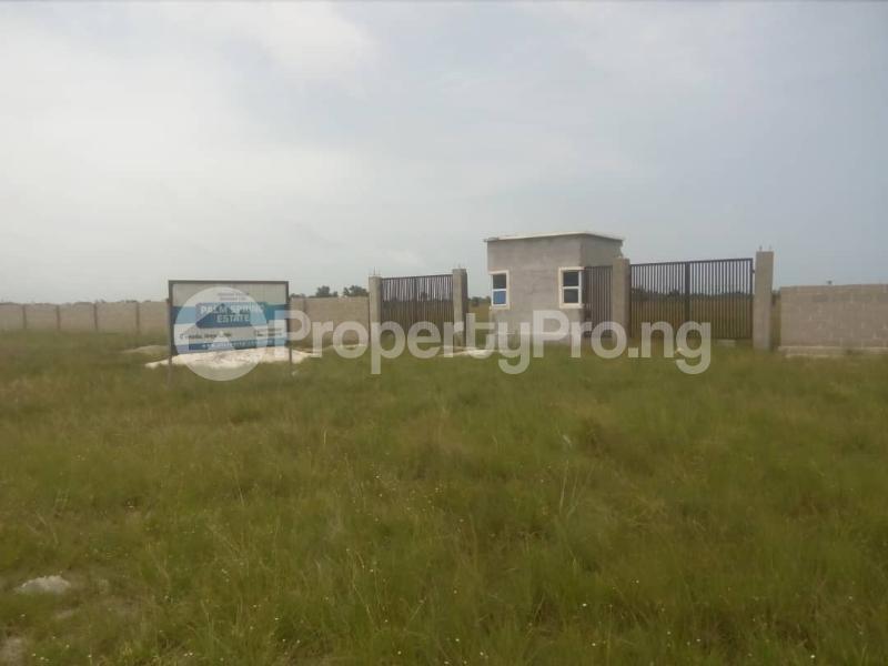 Residential Land Land for sale Eleko Free Trade Zone Ibeju-Lekki Lagos - 0